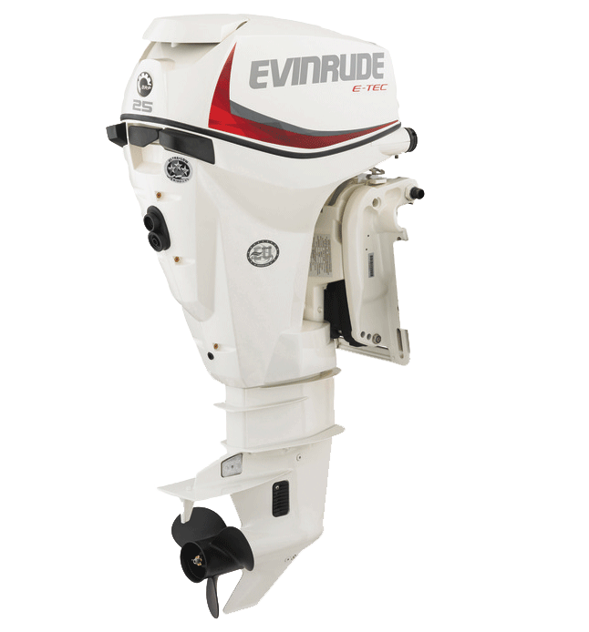 25-HP-Evinrude-E-TEC---White-Engine-Profile(2)